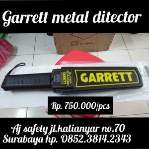Garret metal ditector RRT